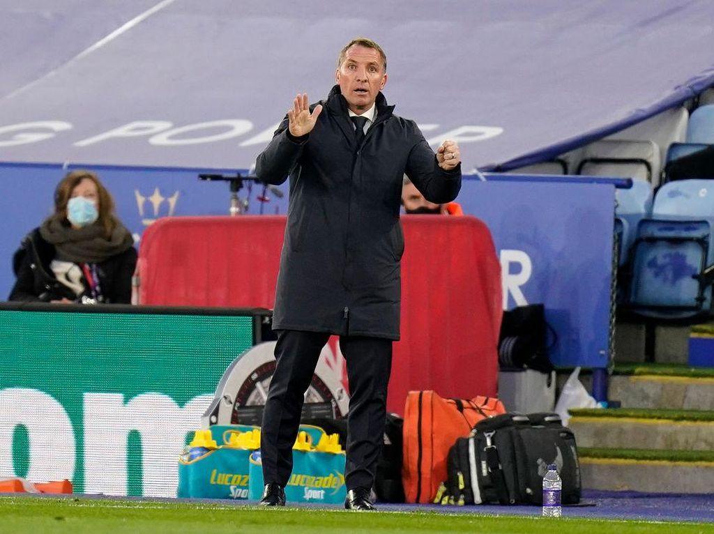Jelang Final Piala FA: Brendan Rodgers Ngeri Lihat Chelsea