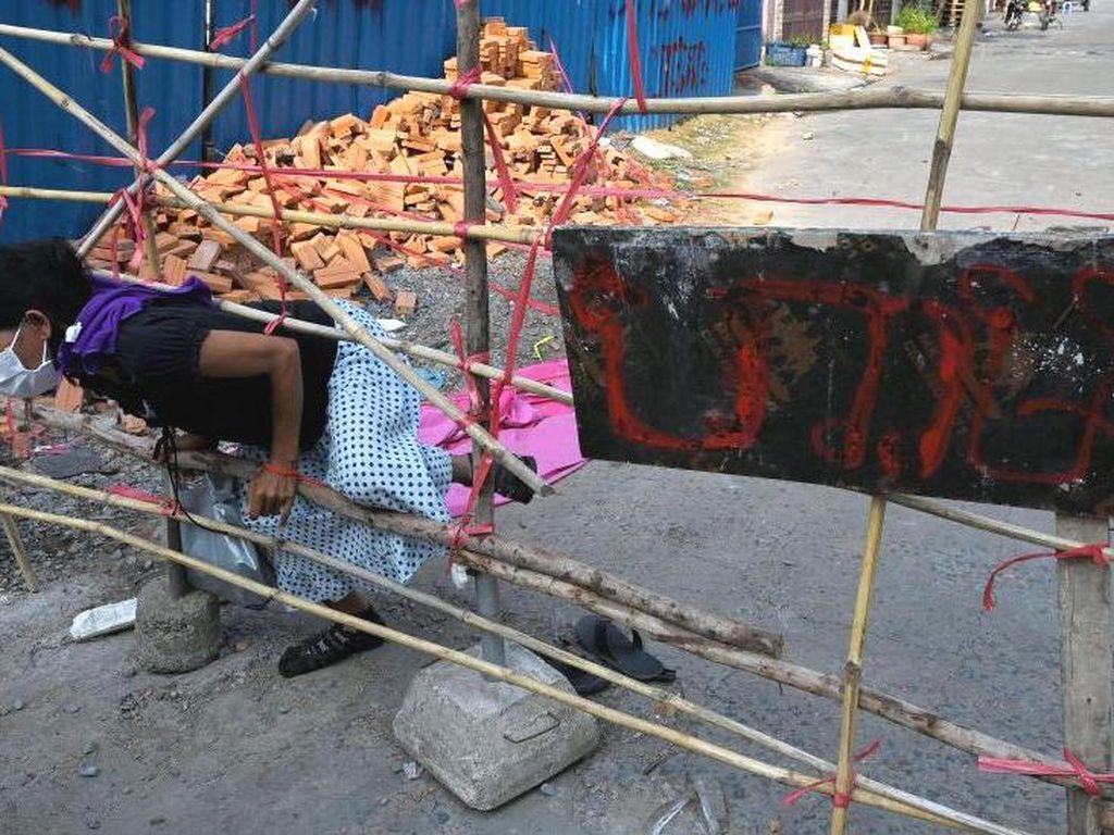 Penderitaan Warga Kamboja di Zona Merah: Mau Protes Malah Diancam