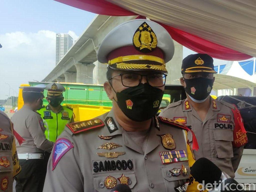 Jelang Idul Adha, Polisi Gelar Operasi Razia Travel Gelap