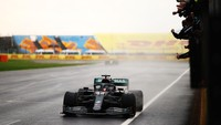 F1 2021: Balapan GP Turki Ditunda!