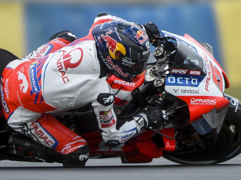 Free Practice II MotoGP Catalunya: Johann Zarco Tercepat