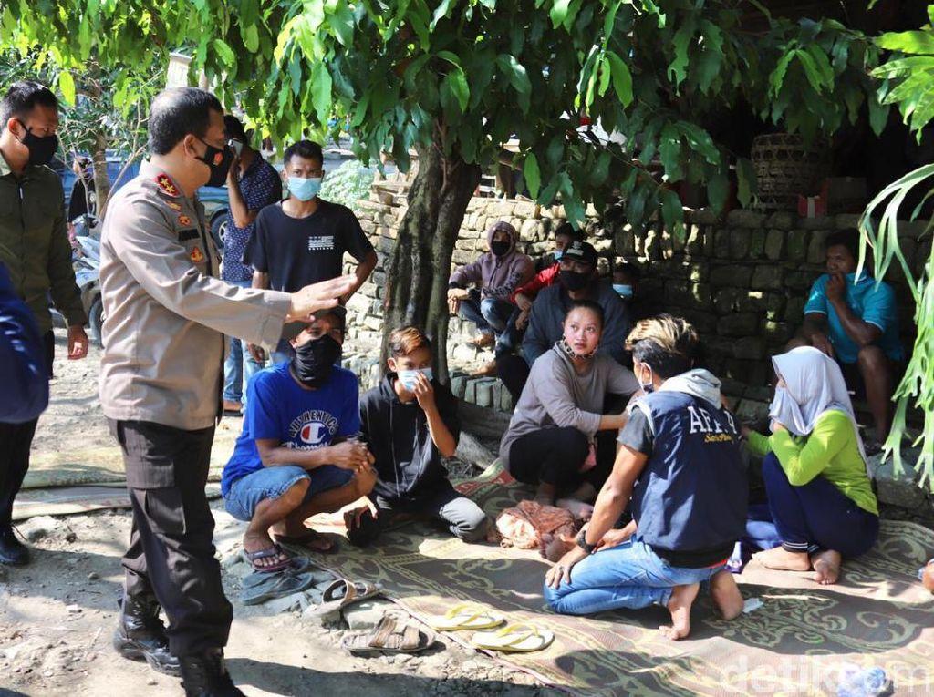 6 dari 9 Korban Perahu Terbalik di Waduk Kedungombo Ditemukan Tewas