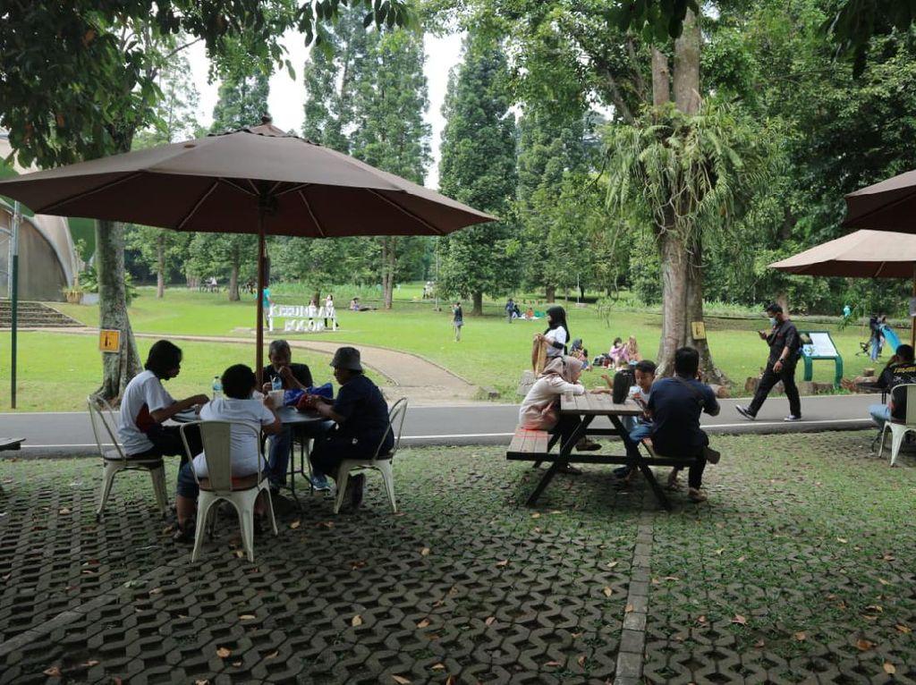 Kebun Raya Bogor Sediakan Tes GeNose C19 Bagi Wisatawan