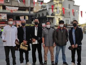 Kisah Mahasiswa RI Lebaran di Turki: Tidak Ada Maaf-maafan dan Takbiran