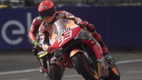 Hasil FP 3 MotoGP Prancis 2021: Marc Marquez Tercepat
