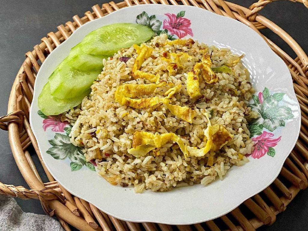 Resep Nasi Goreng Kencur yang Harum Sedap Buat Sarapan