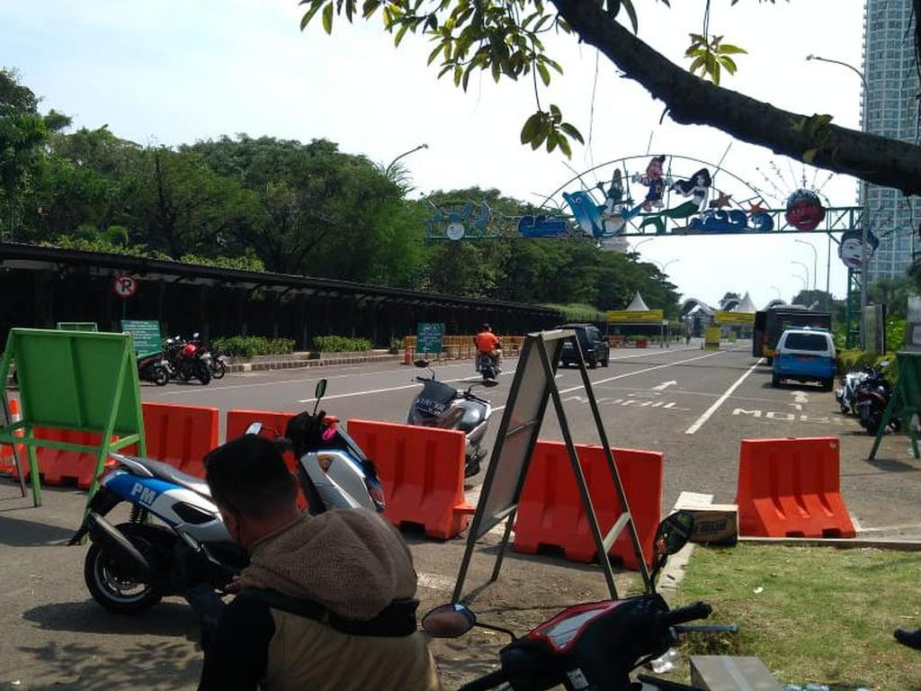 Buntut Keramaian Lebaran, Pemprov Tutup Sementara Obwis DKI Jakarta