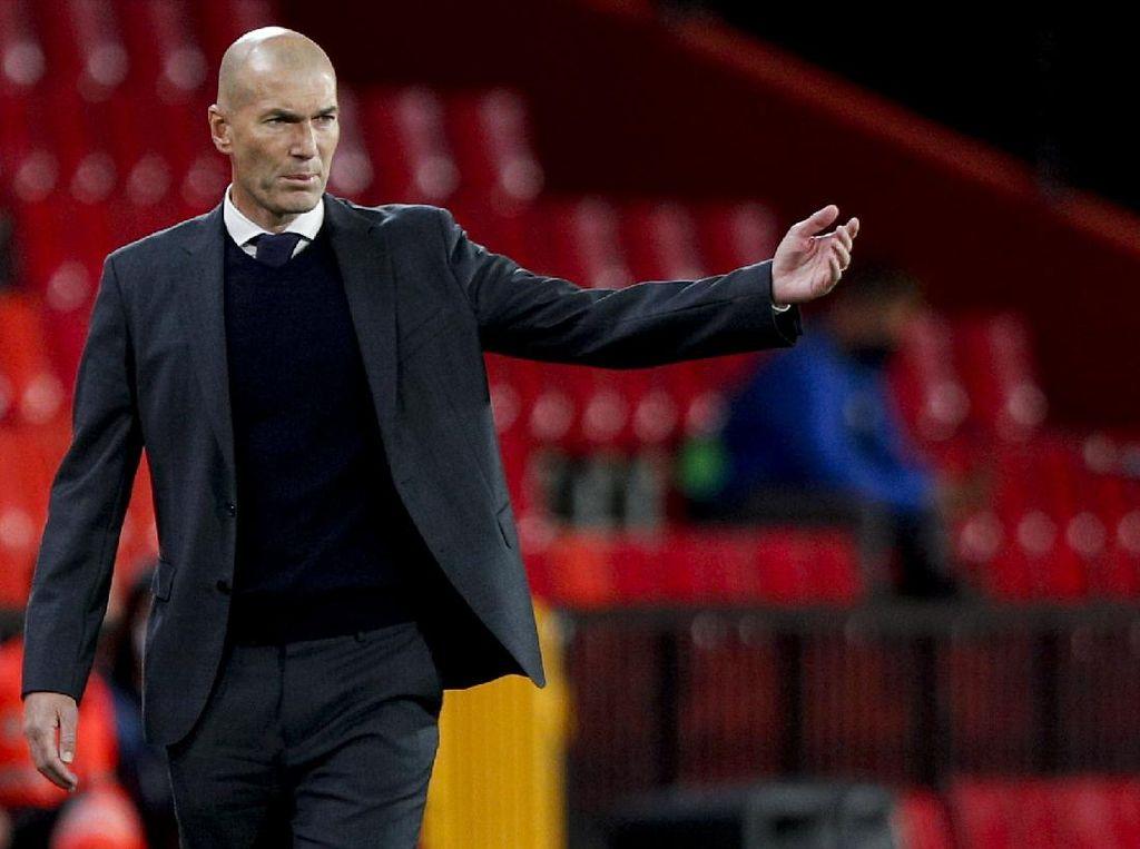 Deschamps Out, Zidane In?