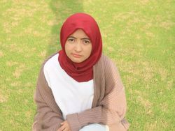 Komika Arafah Cerita Kehidupan di Wisma Atlet