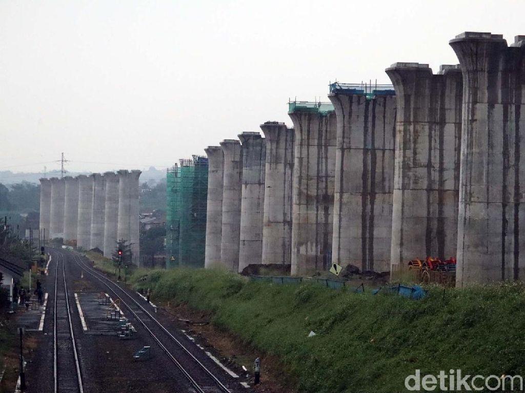 China Pastikan Kereta Cepat Jakarta-Bandung Kelar Sesuai Jadwal