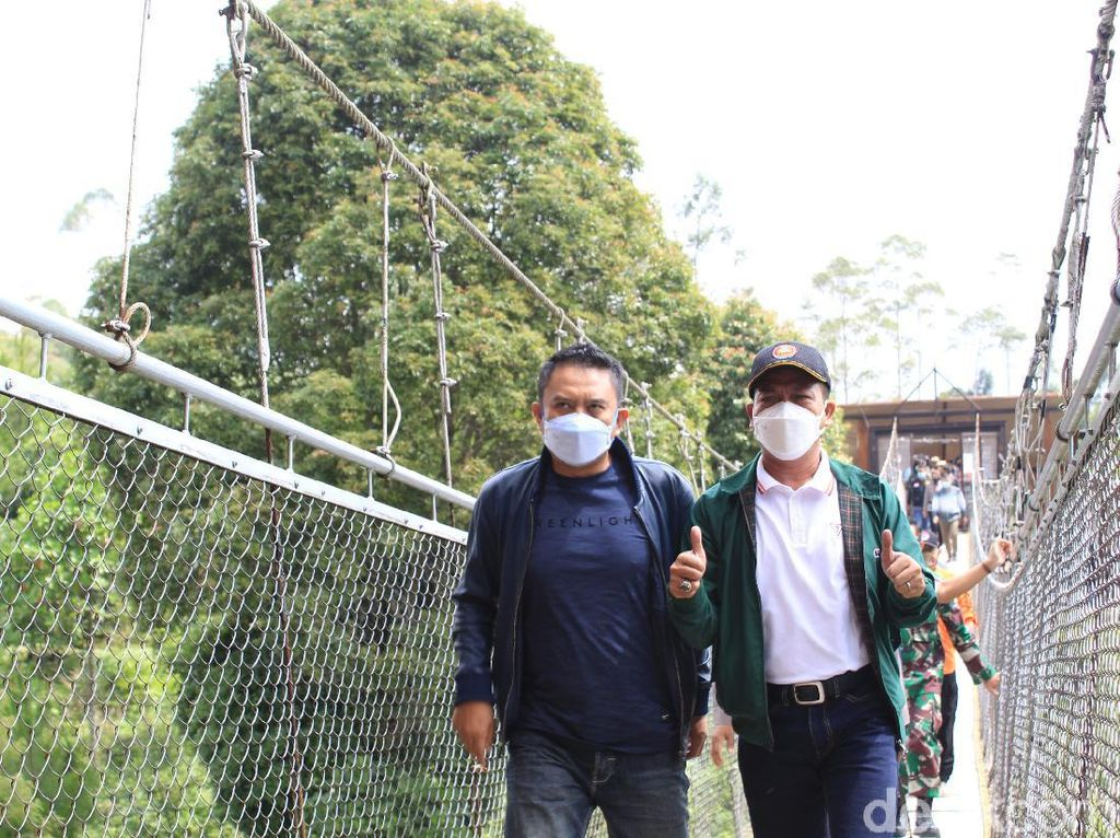 Bupati Bandung Ancam Tutup Total Objek Wisata yang Langgar Prokes