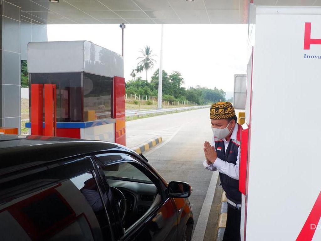 Siaga Lebaran, Petugas HK Optimalkan Layanan Tol Trans Sumatera