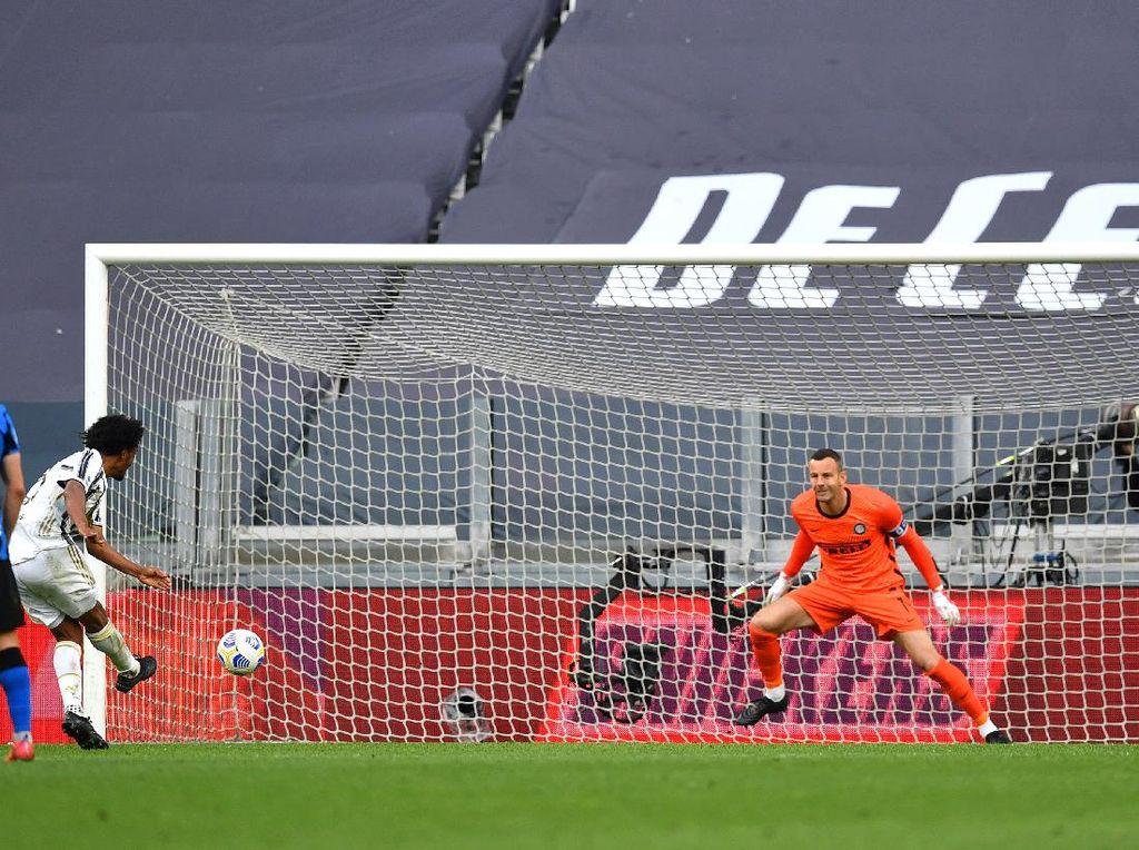 Juventus Vs Inter: Tanda Tanya Penalti di Menit Akhir