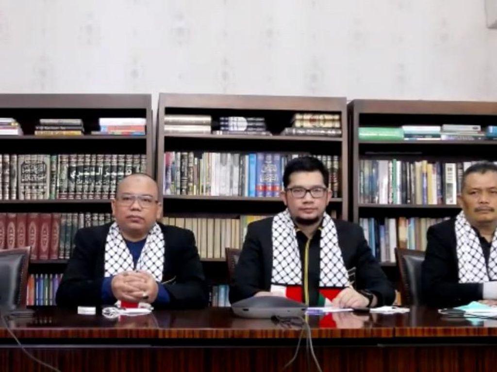 Dukung Palestina, Partai Ummat Serukan Perang Siber Lawan Kelompok Pro-Israel
