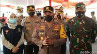Pemudik Masuk Jakarta yang Reaktif COVID-19 Jadi 4 Orang
