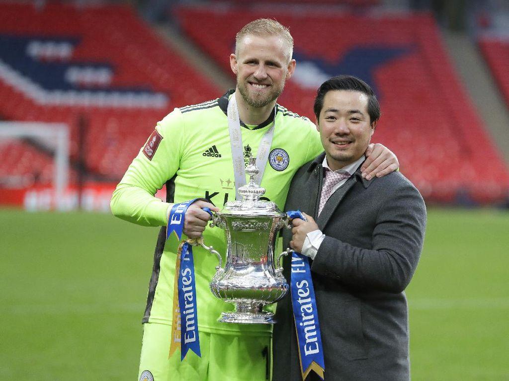 Legenda Arsenal Iri dengan Leicester City karena....