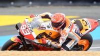 Start Keenam di MotoGP Prancis, Marquez: Ini Hasil Terbaik