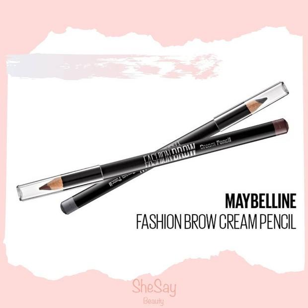 Maybelline Fashion Brow Cream Pencil/Instagram.com/shesaybeauty