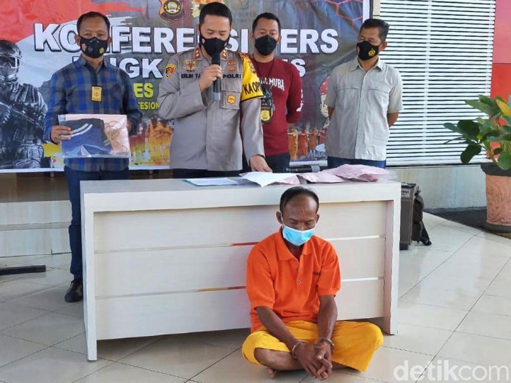 Rampok-Coba Perkosa Korbannya, Pria Paruh Baya di Sumsel Ditangkap!