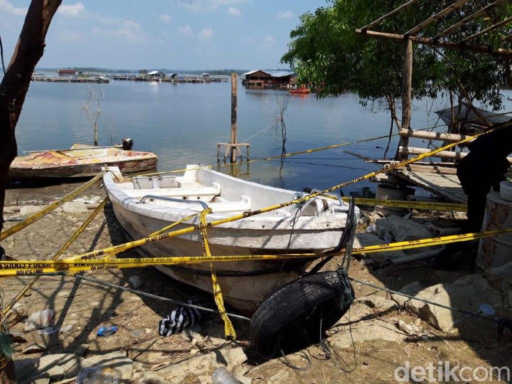 Semua Korban Perahu Terbalik di Waduk Kedungombo Telah Ditemukan