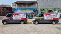 Polisi Bekasi Door to Door Swab Antigen Warga yang Pulang Usai Mudik