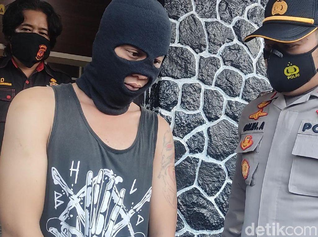 Rampok-Aniaya Pemilik Kontrakan, Pemuda di Cianjur Ditangkap Polisi