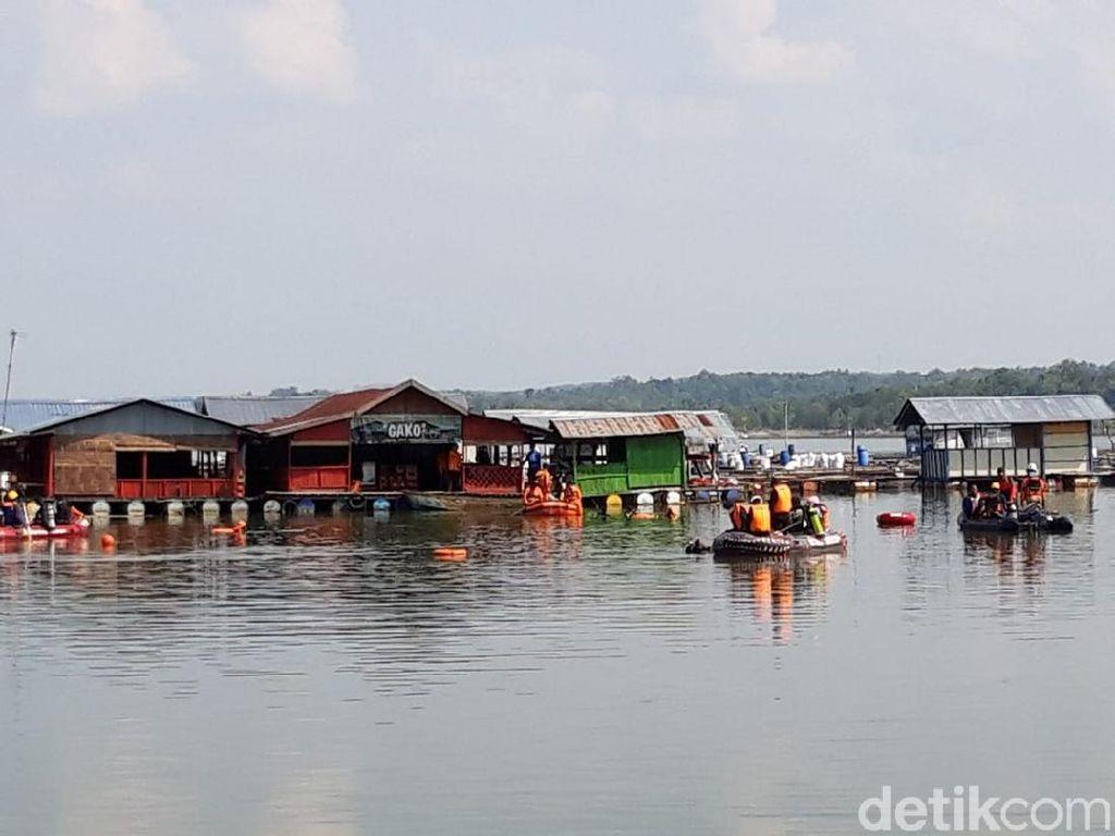 Perahu Terbalik di Kedungombo: 8 Orang Diperiksa, 2 Berpotensi Tersangka