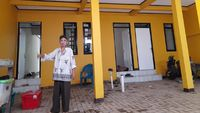 Warga Kp Melayu Syukuri Rumah Model Panggung, Harap Tak Ada Banjir Besar