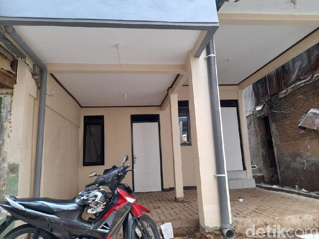 18 Rumah Panggung Kampung Melayu Telah Selesai Dibangun