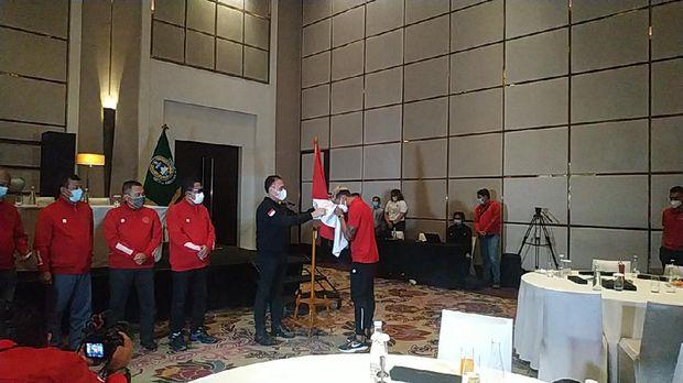 Timnas Indonesia dilepas ke Dubai