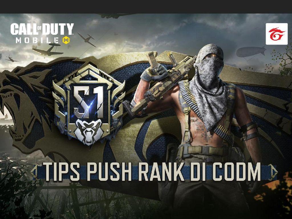 Tips Push Rank di Garena Call of Duty: Mobile