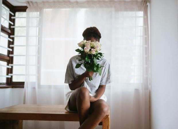 wanita mampu mencintai diri sendiri