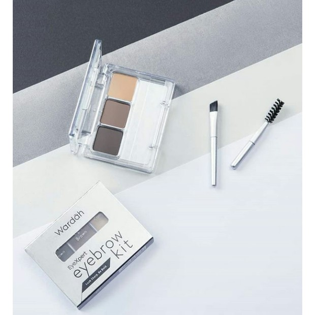 Wardah EyeXpert Eyebrow Kit/Instagram.com/womencare.co