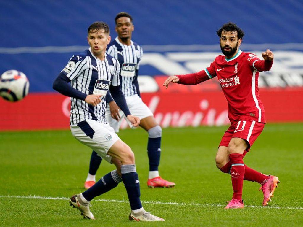 Turun Minum, West Brom Vs Liverpool 1-1