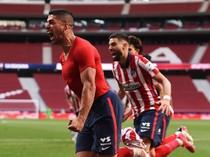 Luis Suarez Hadir di Saat yang Tepat untuk Atletico