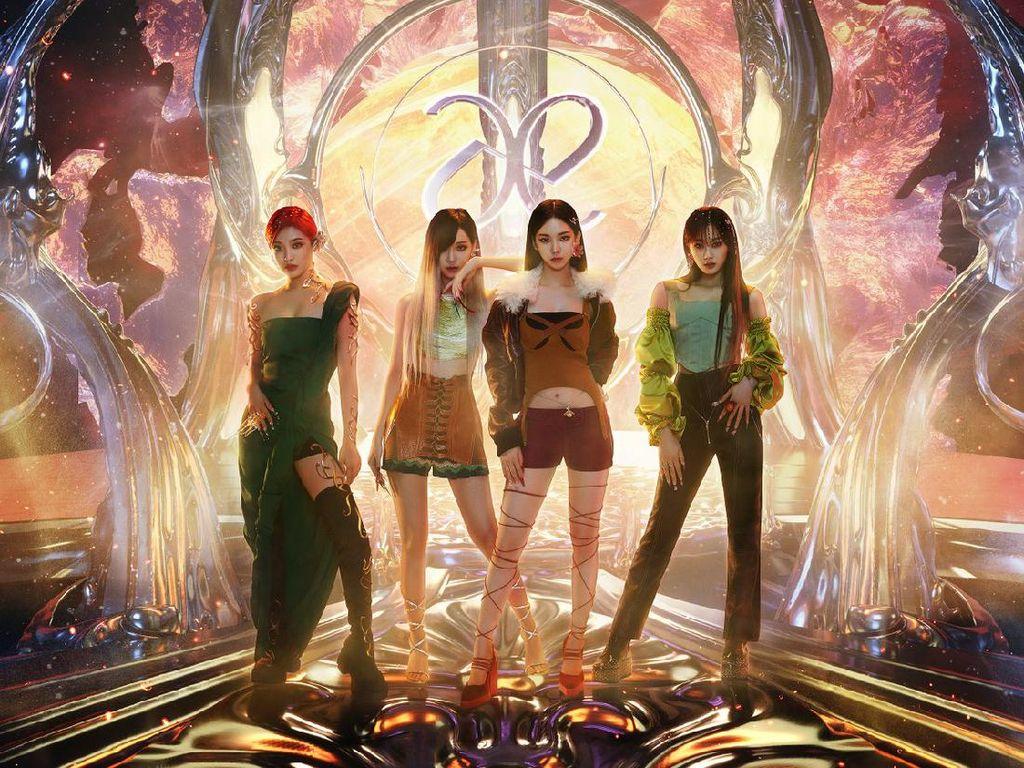 7 Idol K-Pop yang Ikutan Demam Next Level aespa