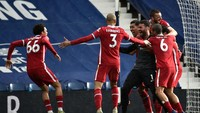 Thiago Sebut Gol Alisson Sarat Makna buat Liverpool