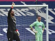 Alisson, Kiper Keenam yang Bikin Gol di Premier League