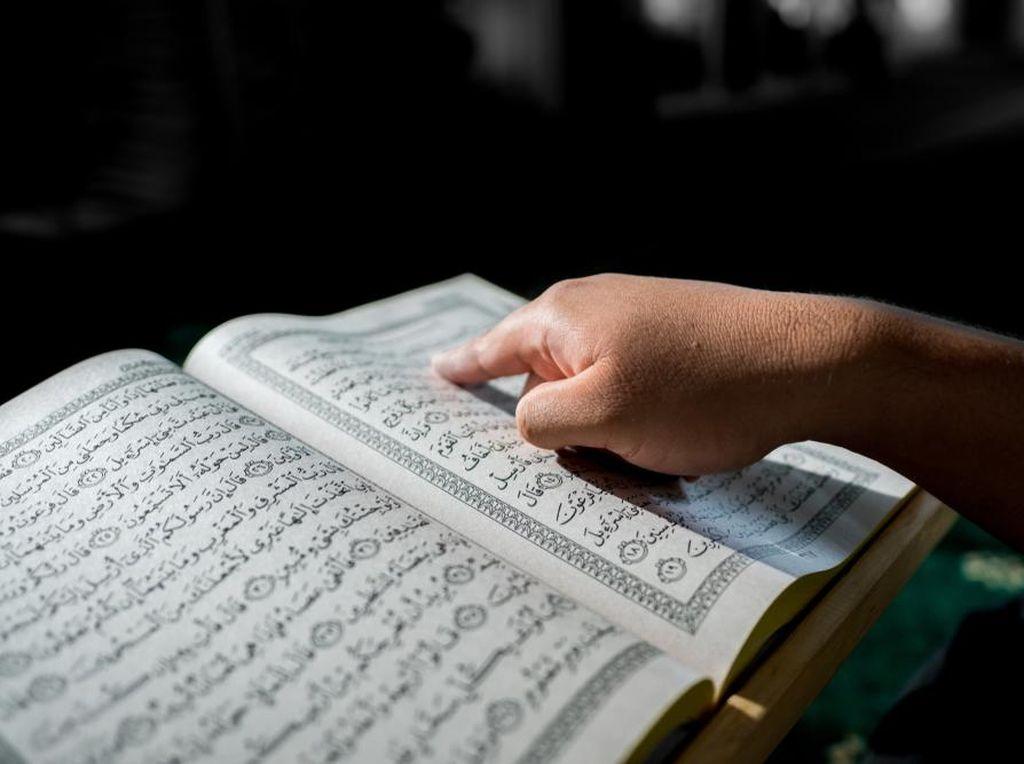Polisi Tahan Pria yang Viralkan Video Bakar Al-Quran