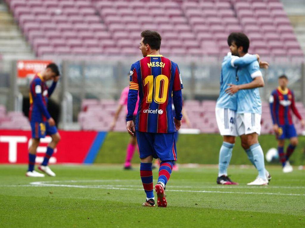 Barcelona Gagal Juara LaLiga karena Salah Sendiri