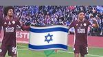 Sosok Eran Zahavi, Striker Israel yang Edit Bendera Palestina