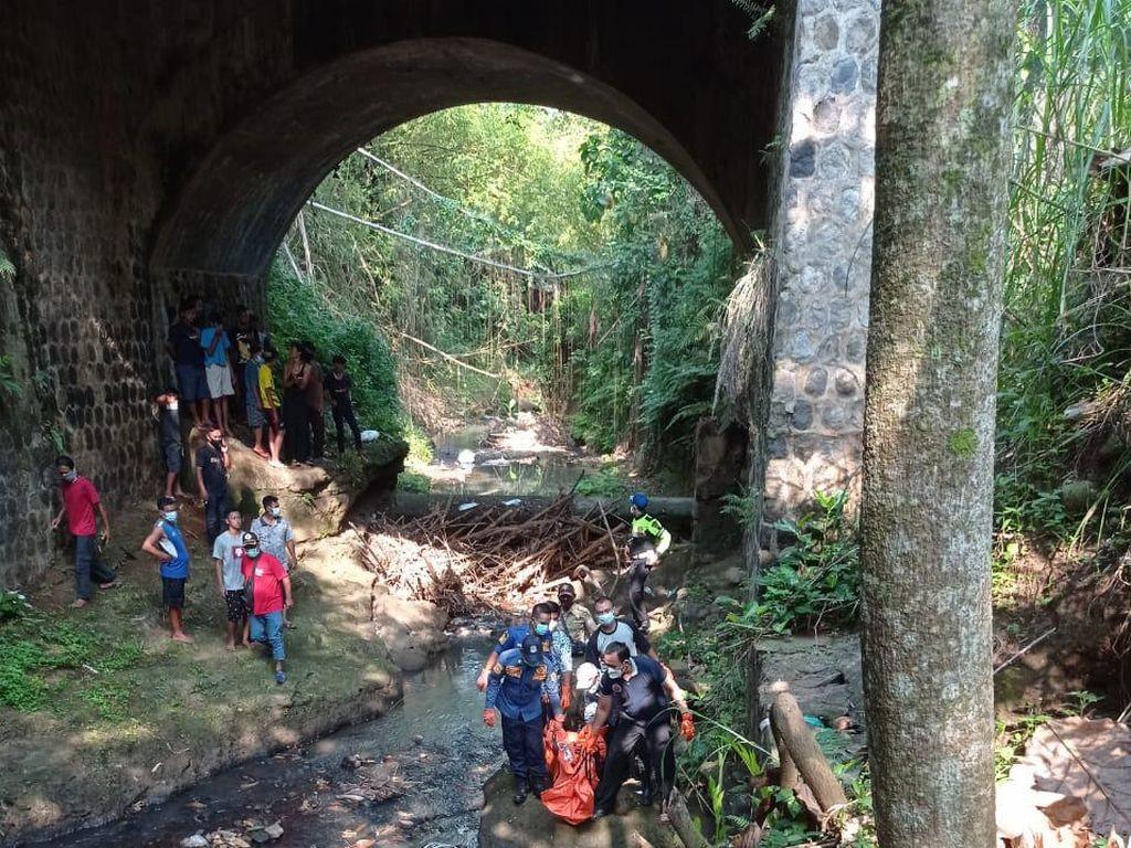 Ada Mayat di Kolong Jembatan Karanganyar, Kematiannya Mencurigakan