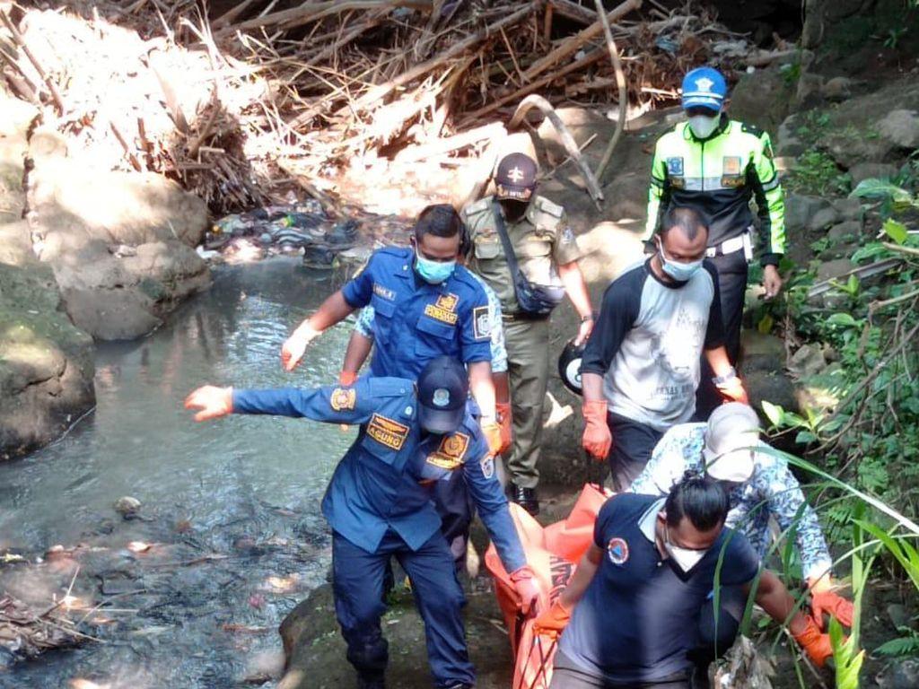 Mayat Pria di Kolong Jembatan Karanganyar Sempat Diinapkan di Kamar