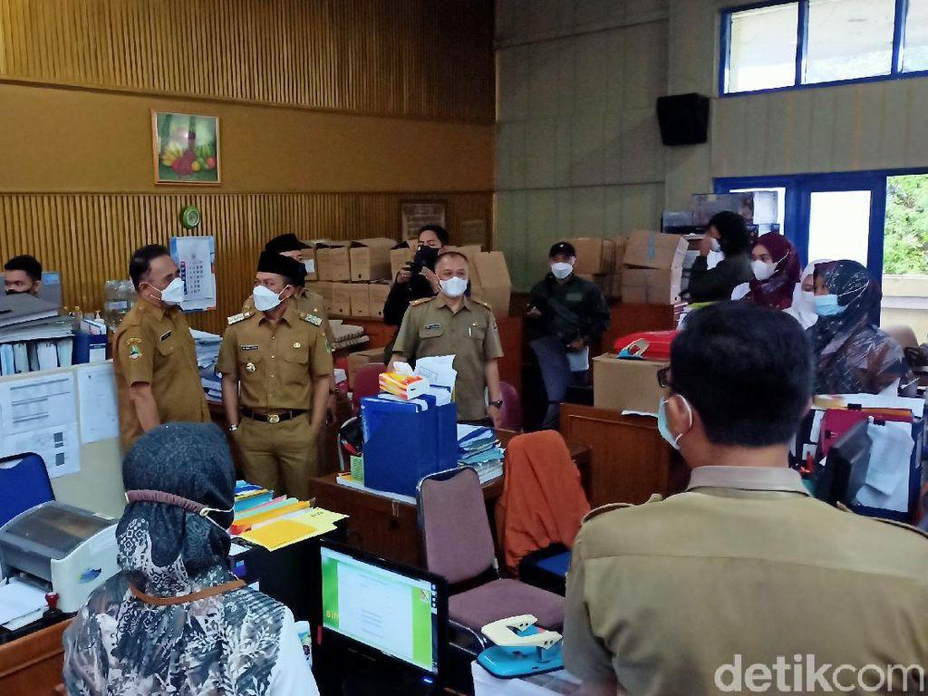 Mangkir Hari Pertama Kerja, 296 PNS Kabupaten Bandung Disanksi