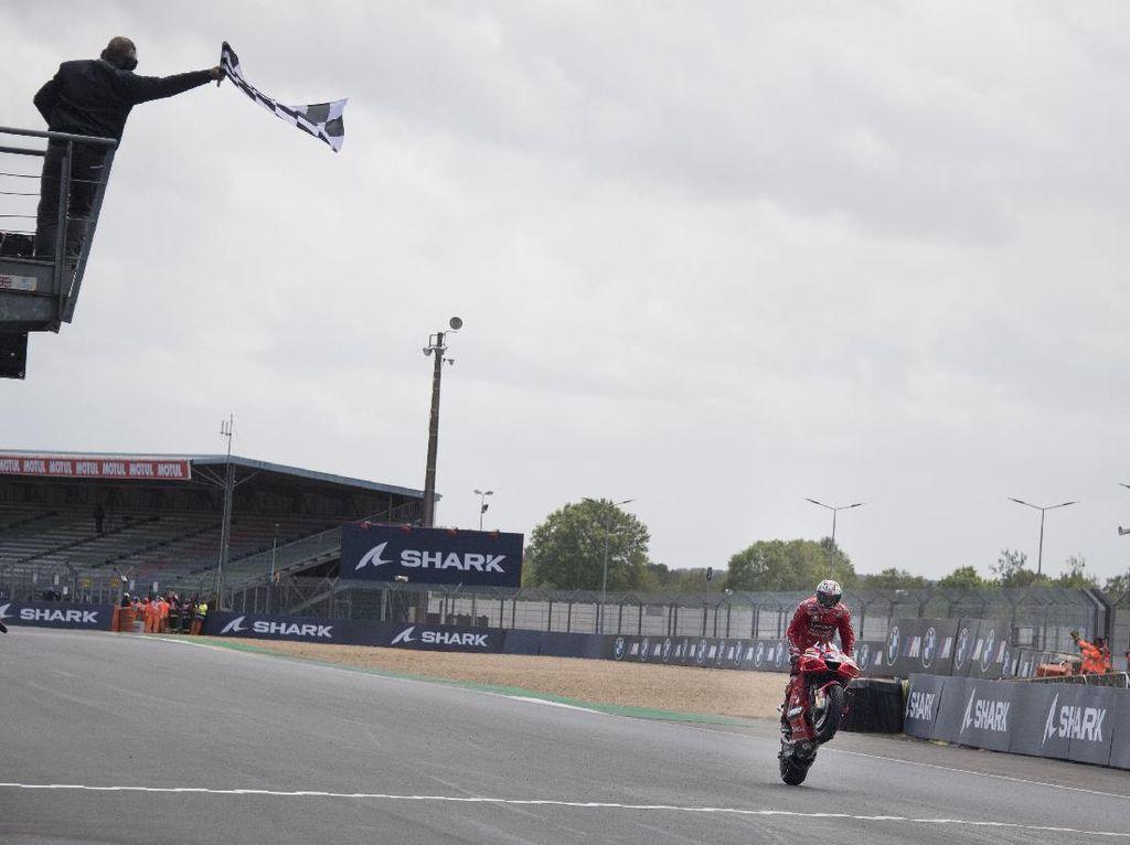Strategi Jitu Miller Amankan Kemenangan di MotoGP Prancis