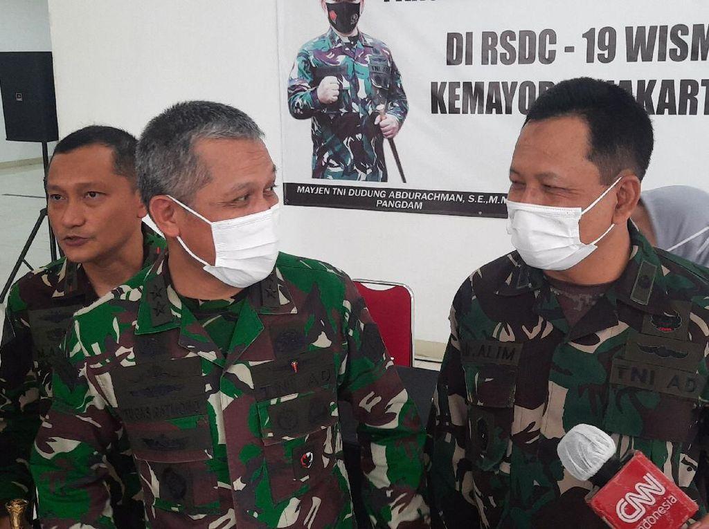 6 Pemudik Masuk DKI Reaktif COVID-19, Dikirim ke RS Darurat Kemayoran