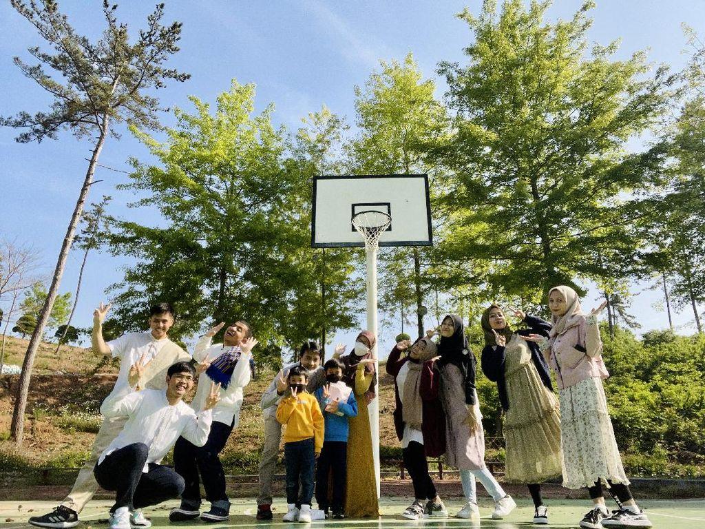 Kisah Mahasiswa RI Lebaran di Korea : H-1 Lebaran Masih Sidang Tesis