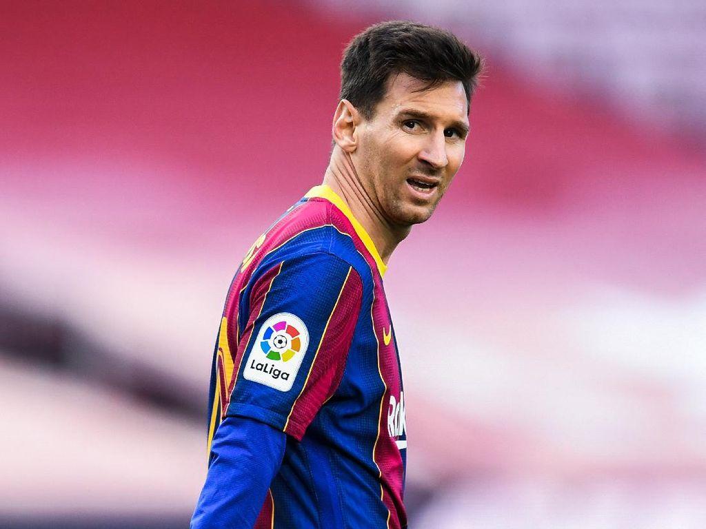 Lionel Messi Sudah Jalani Laga Terakhirnya di Camp Nou?