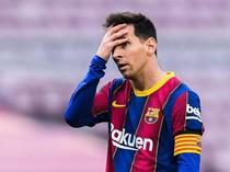 Oh, Messi... Janganlah Pergi