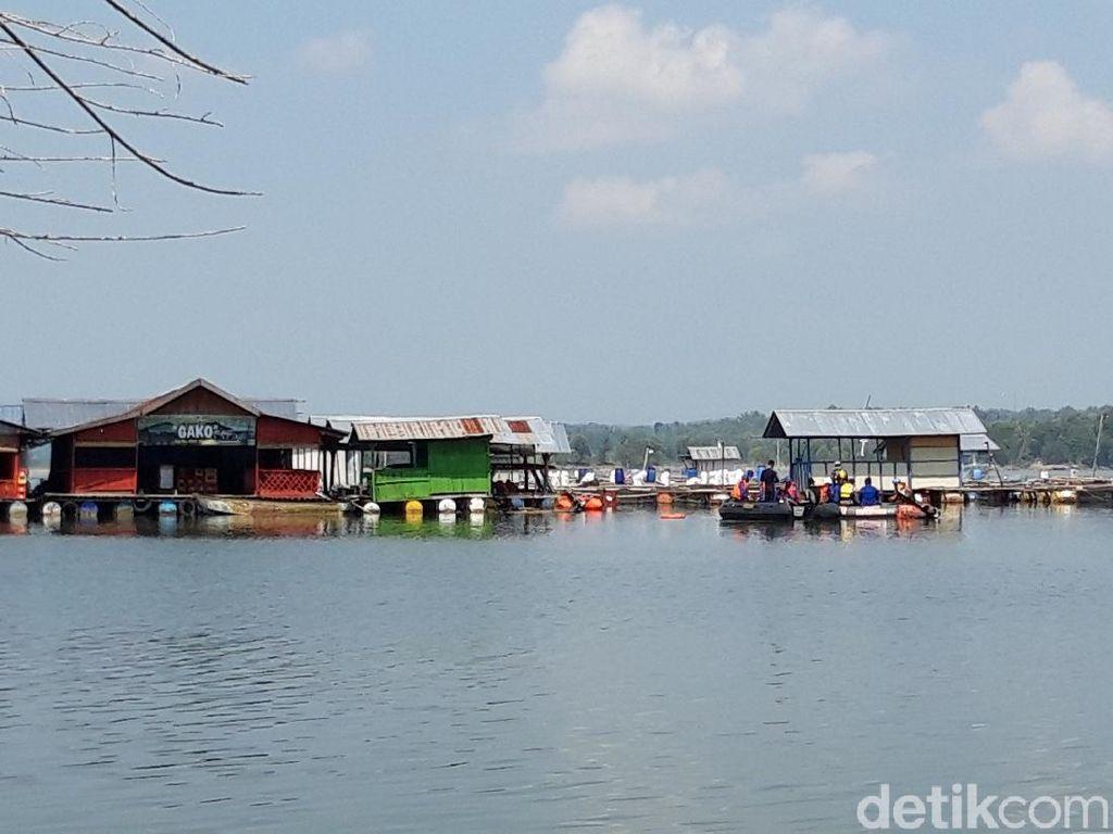 Operasi Pencarian Korban Perahu Terbalik di Waduk Kedungombo Ditutup